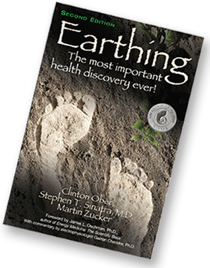Earthing Book Cover
